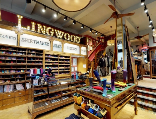 Case Study: New & Lingwood  | Jermyn Street, London