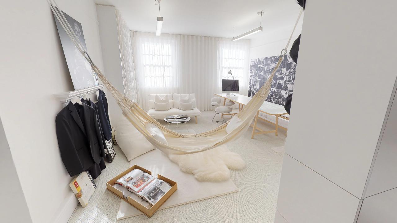 best interior designs hammock london white office