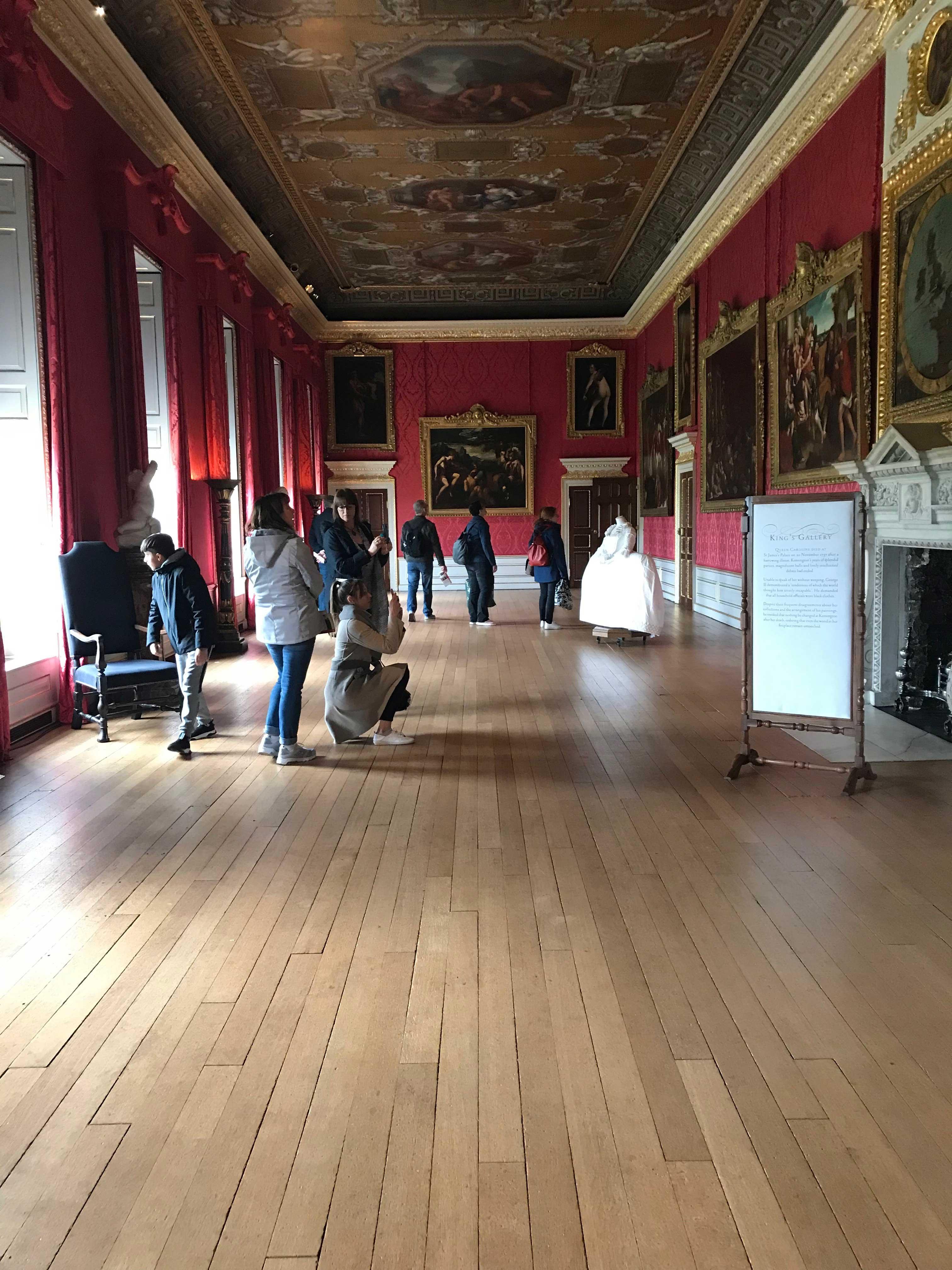 inside kensington palace best interior designs