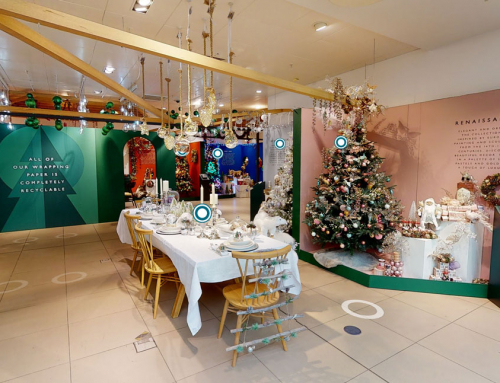 Creating the John Lewis Virtual 3D Christmas Shop | Take the Tour