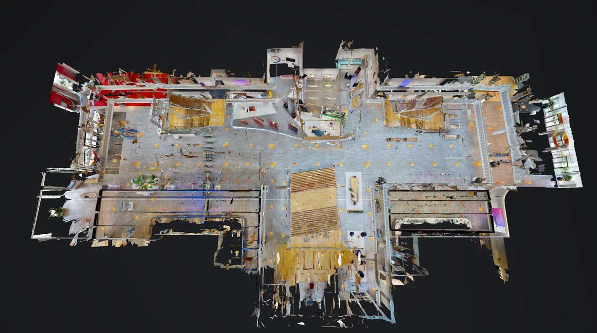 Matterport Scan