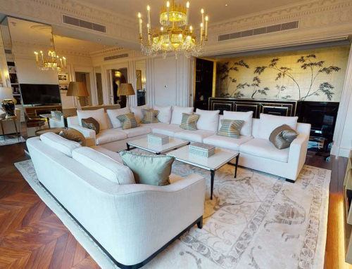 Inside The Savoy Hotel – The Royal Suite